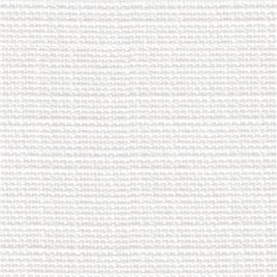 Rideau plis piqués flamands Danube Blanc