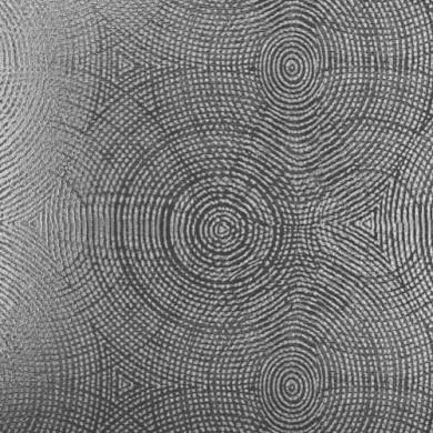 Rideau plis piqués flamands Focus Gris