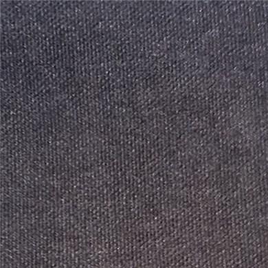 Rideau plis piqués flamands Meridien Noir