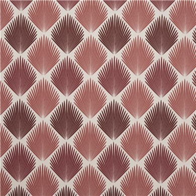 Rideau plis piqués flamands Palmyr Rose