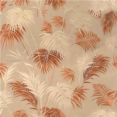Rideau plis piqués flamands Savanne Paprika