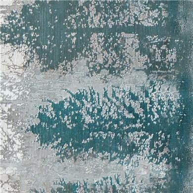 Rideau plis piqués flamands Wood Canard