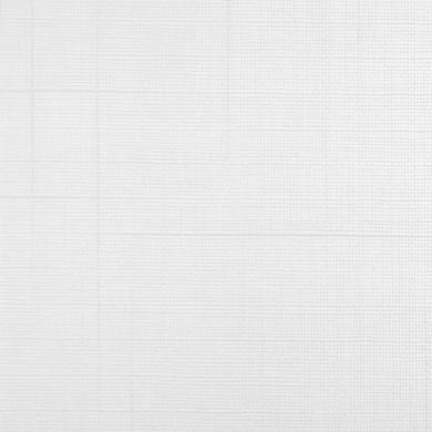 Voilage plis piqués flamands Kalahari Blanc