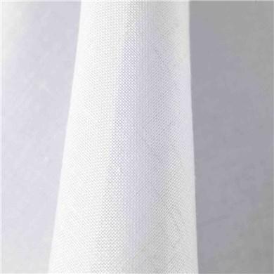 Voilage plis piqués flamands Lys Blanc